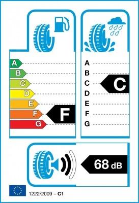 EU1222 gumiabroncs címkézés